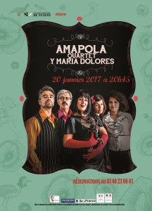 amapola affiche good